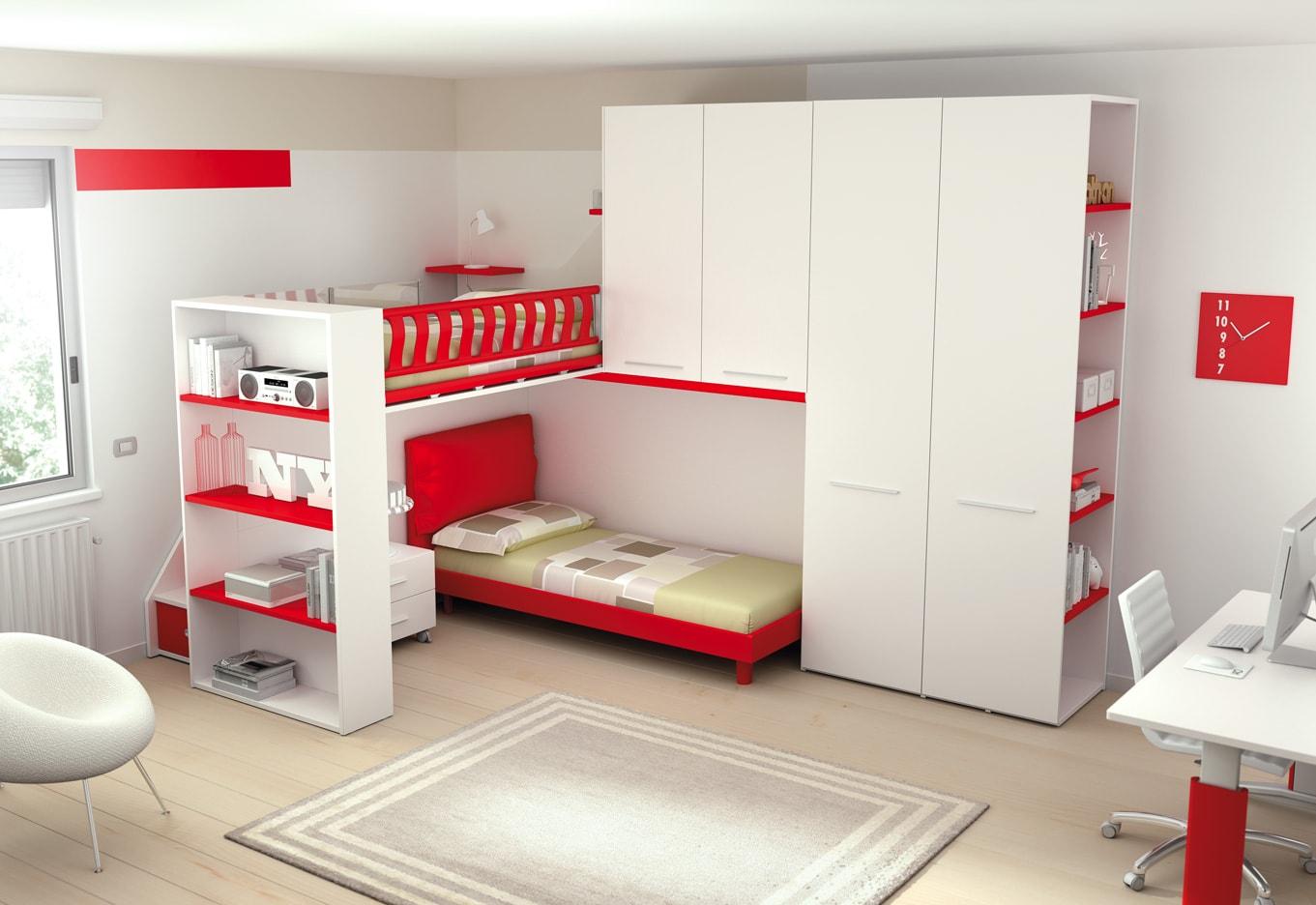 Camerette rosy mobili mobilificio nichelino torino lube store - Ikea torino catalogo ...