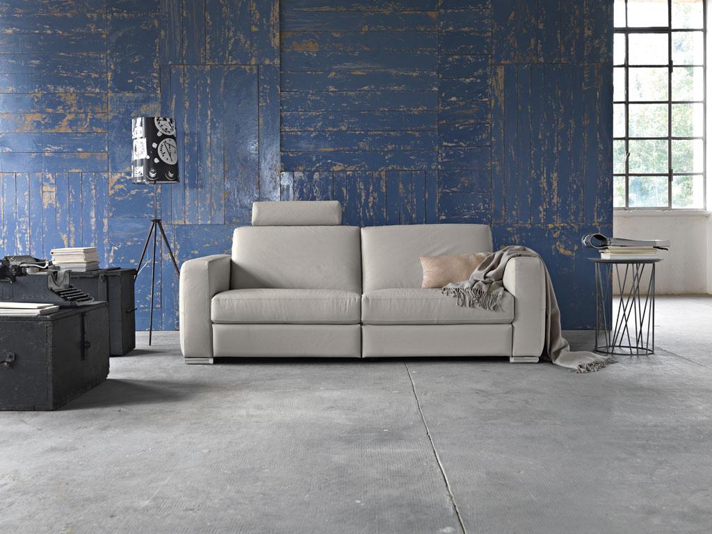 Divano Rosso E Grigio : Divano rosso e grigio bene divano moderno angolare in pelle