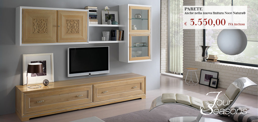 Soggiorni classici rosy mobili mobilificio nichelino torino lube store - Iva agevolata acquisto mobili ...