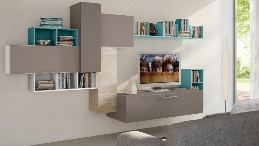 Beautiful Soggiorni Moderni Economici Ideas - Design Trends 2017 ...