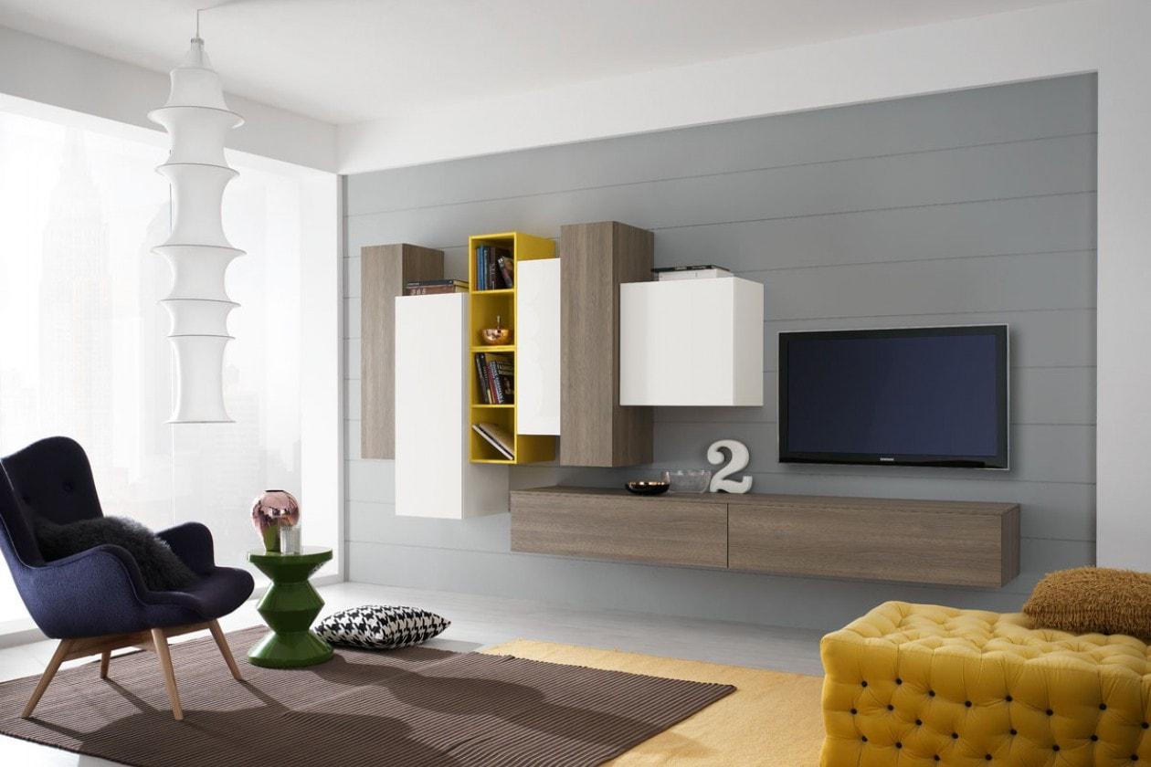 Soggiorni moderni rosy mobili mobilificio nichelino for Mobili x soggiorno moderni